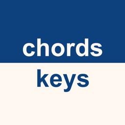 chords/keys