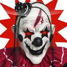 Scary Clown Makeup & Dress Up