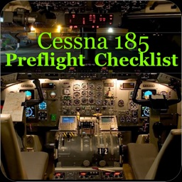 Preflight Cessna 185 Checklist