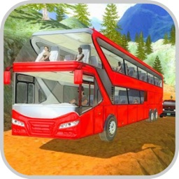 Coach Bus: Hill Station 3D