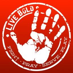 Christian Men: Live Bold App