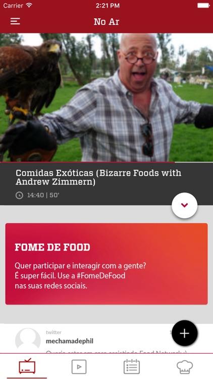 Food Network Brasil screenshot-9
