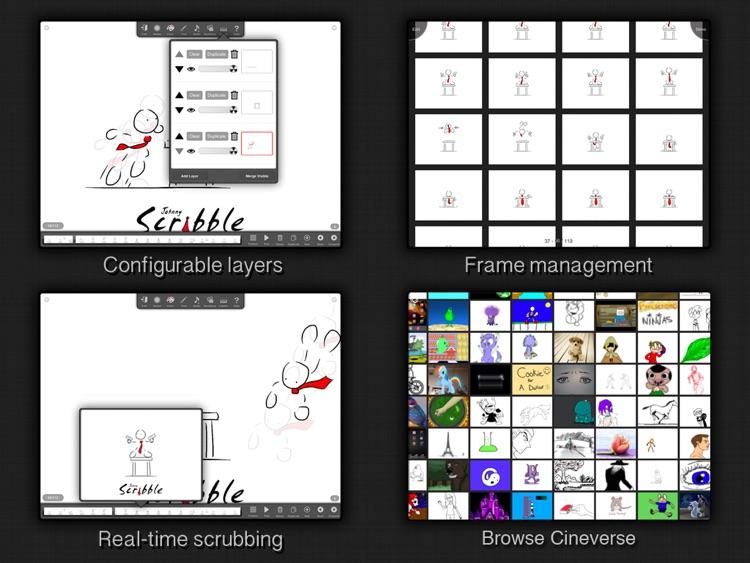 Animation Creator HD screenshot-3
