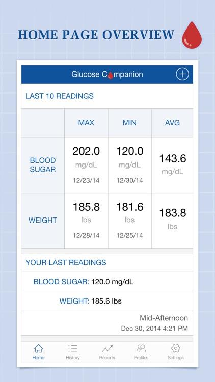 Glucose Companion Pro