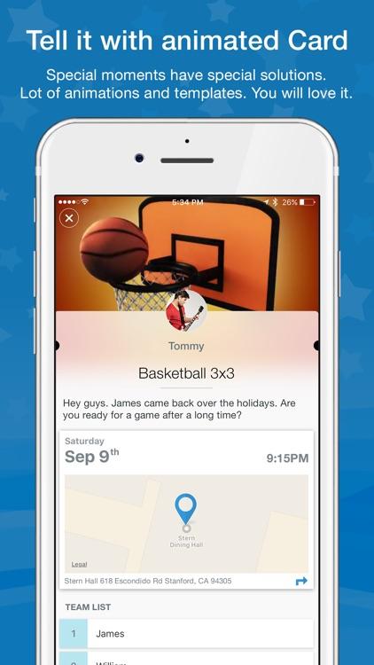 Touchmoon Messenger screenshot-3