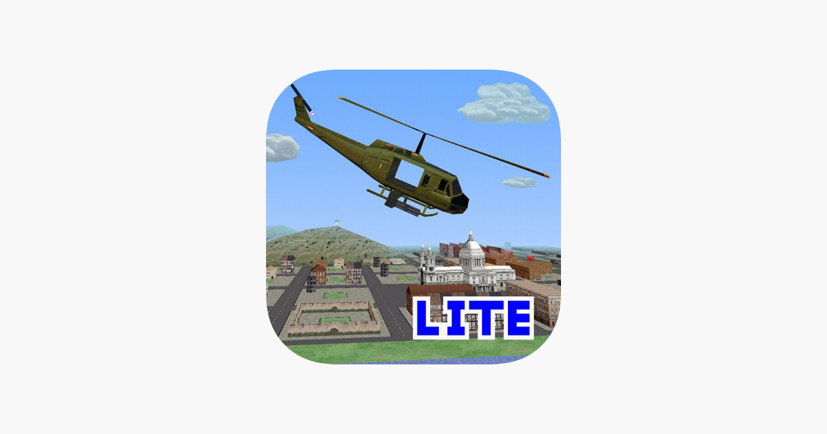 RC Helicopter 3D Lite on the App Store