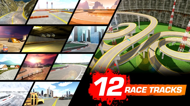 Drift Max - Car Racing screenshot-3