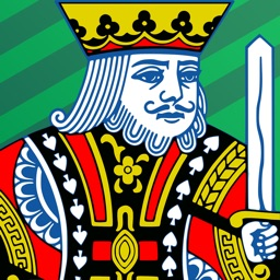 FreeCell Solitaire Classic.