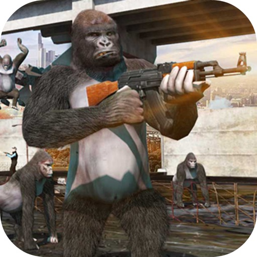 Apes Battle Story