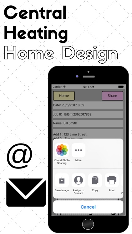 Central Heating  Home Design screenshot-3