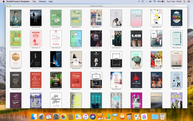 How To Design Poster On Mac: DesiGN Posters Templates on the Mac App Storerh:itunes.apple.com,Design