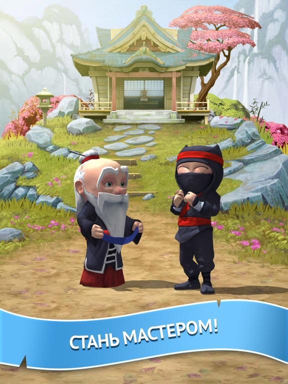 Скачать игру Clumsy Ninja