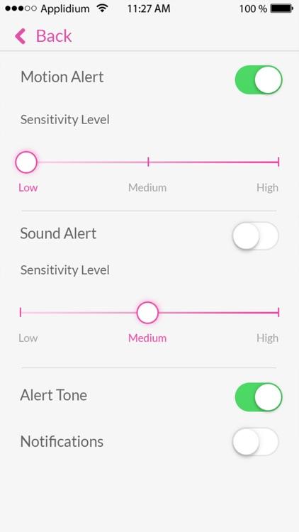 iBaby Care App screenshot-4