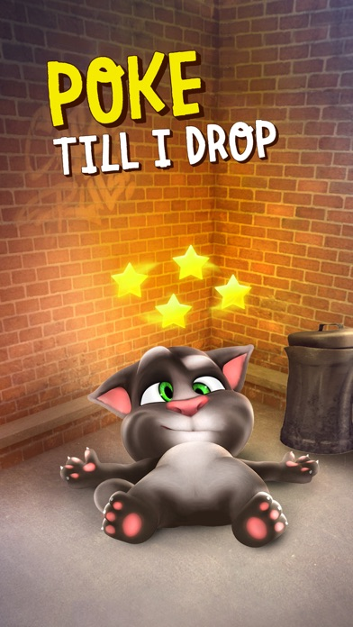 Talking Tom Cat review screenshots