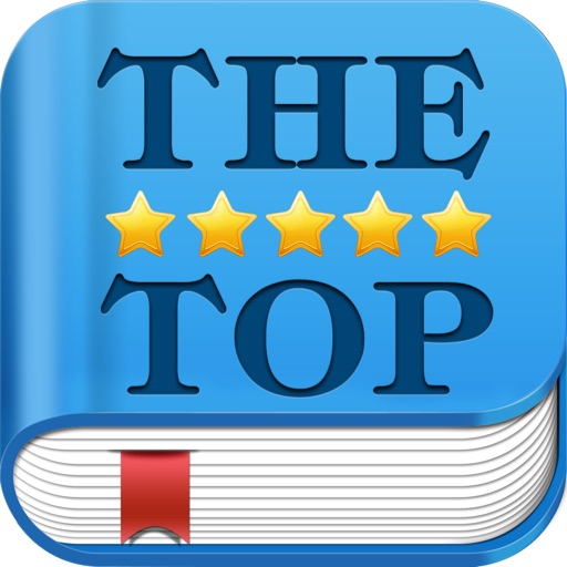 Let´s Guess The Top ™ reveal what is the best of world from addictive word puzzle quiz game Icon