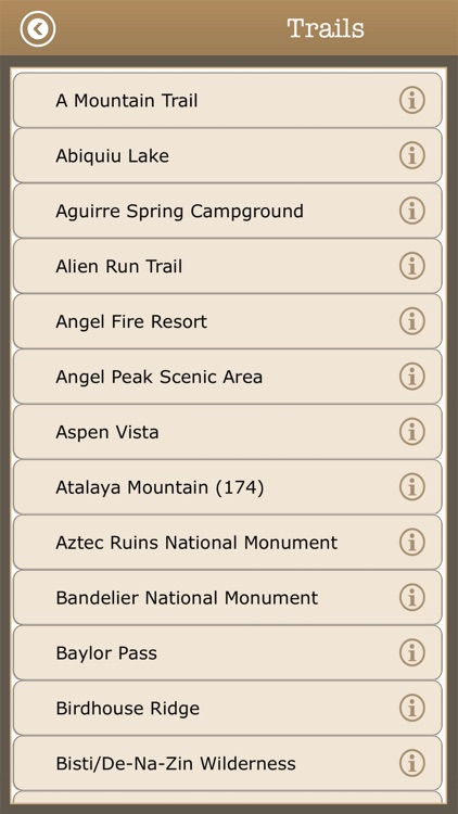 Best-New Mexico Camps & Trails screenshot-3