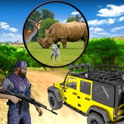Extreme Drive Animal Hunting