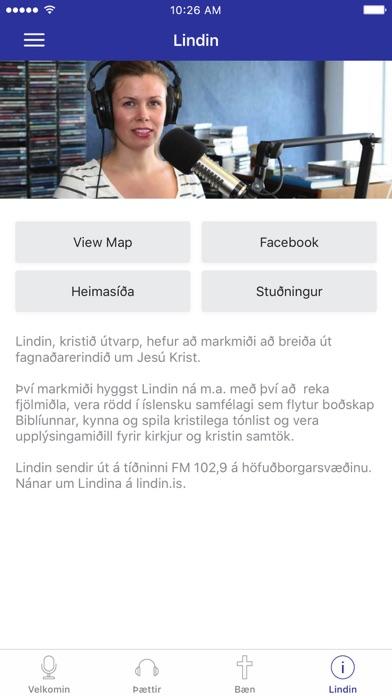 Lindin mín screenshot 3