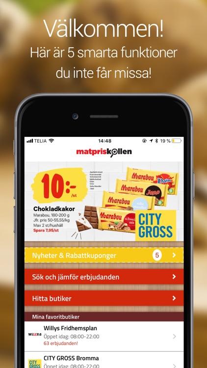 Matpriskollen-Extrapris&Recept