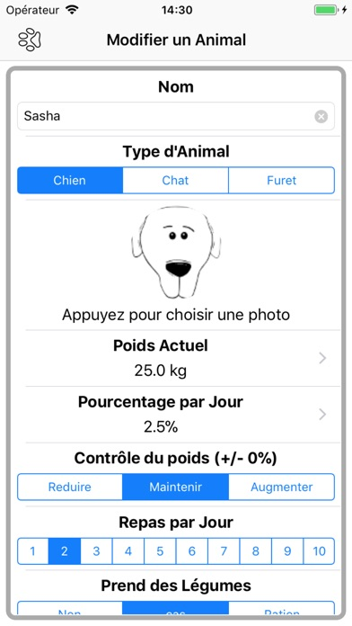 download RAW / BARF Pet Dinner apps 2