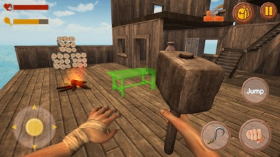 Ocean Evolve Survival screenshot one