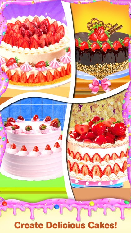 Strawberry Cake - To Shortcake screenshot-3