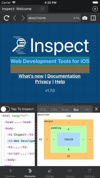 Inspect Browser screenshot-5