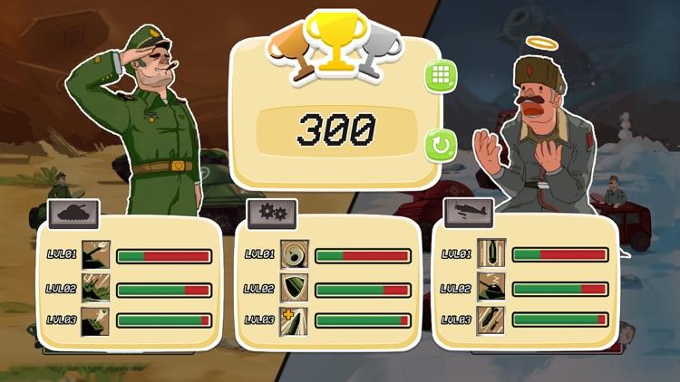 Tank Battle : War Commander screenshot-3