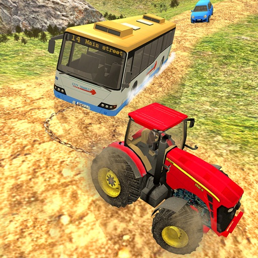 Cargo Pull Heavy Tractor Drive