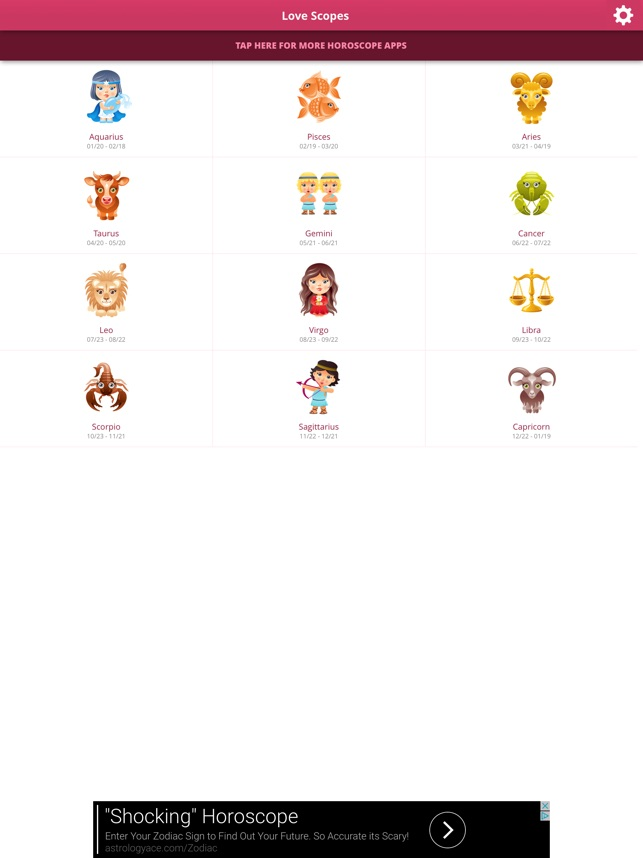 Love Horoscopes on the App Store