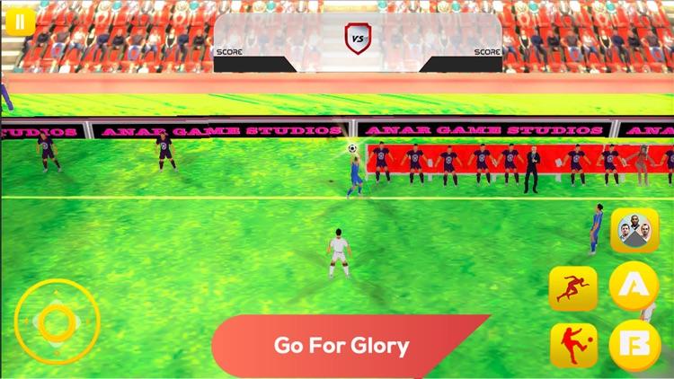 Soccer league Game 18. screenshot-3