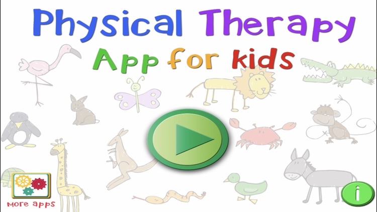Physical Therapy For Kids screenshot-0