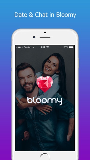 Bloomy dating app