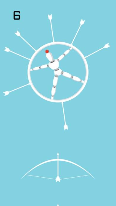 Flicky Shot - Archery Arrow Mannequin Challenge