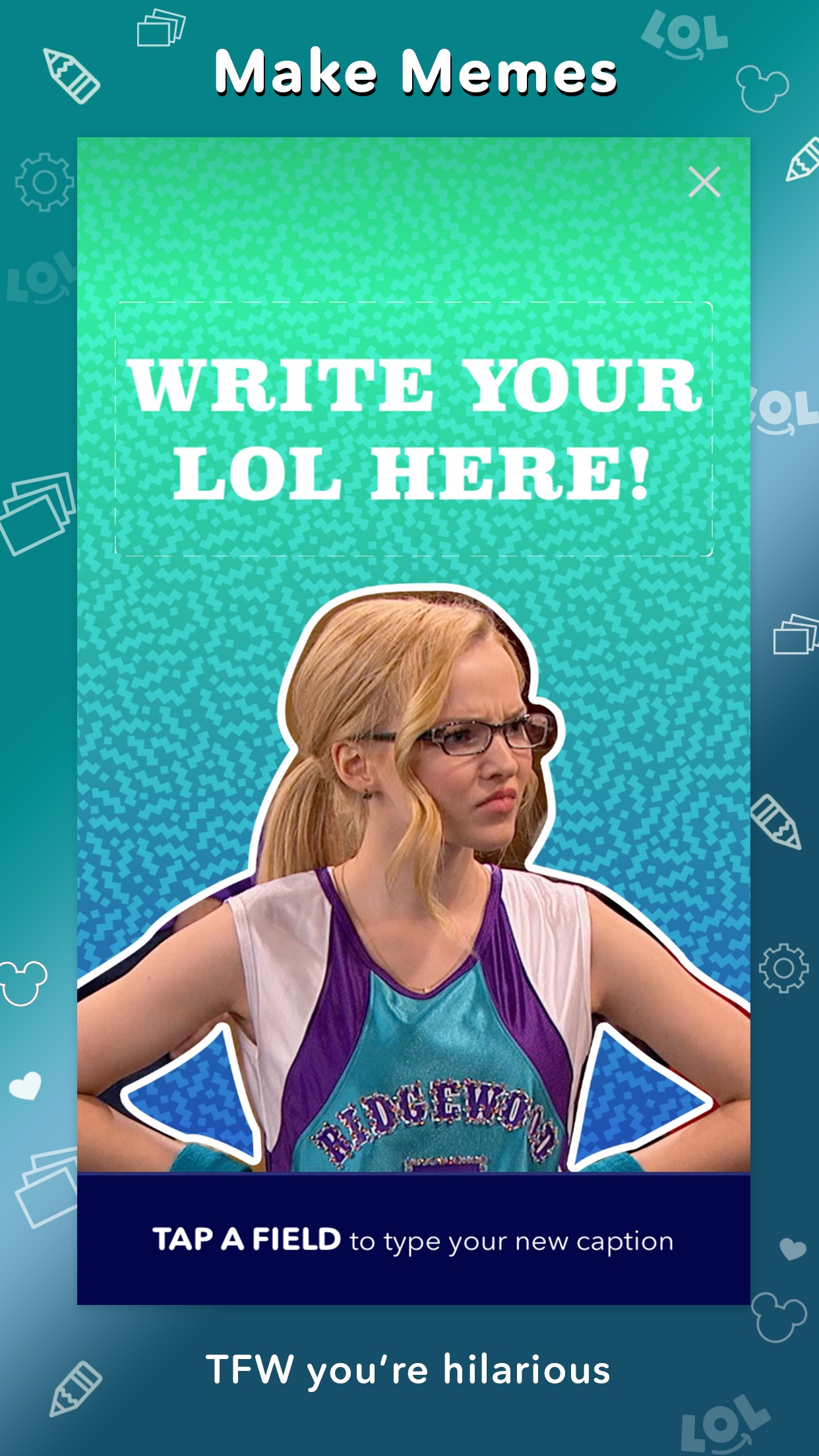 Disney LOL Screenshot