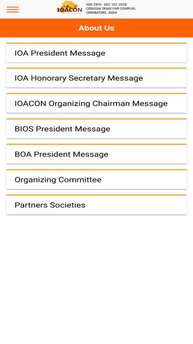 IOACON 2018 Screenshot
