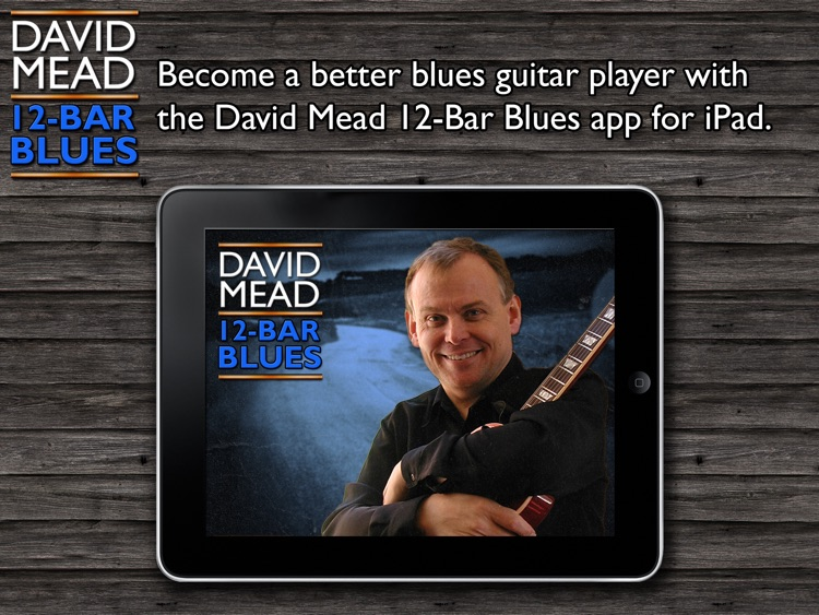 David Mead Twelve Bar Blues screenshot-0