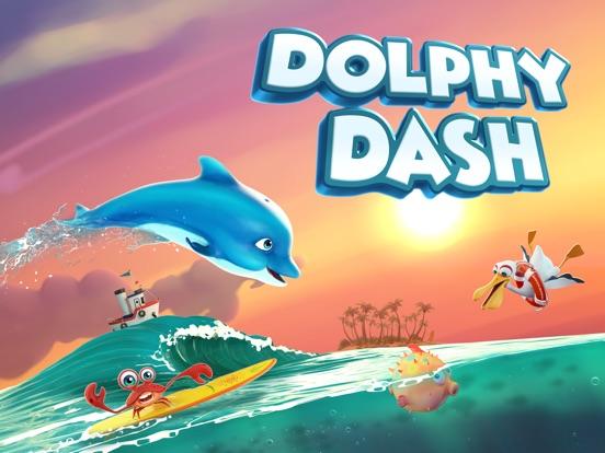 Dolphy Dash на iPad