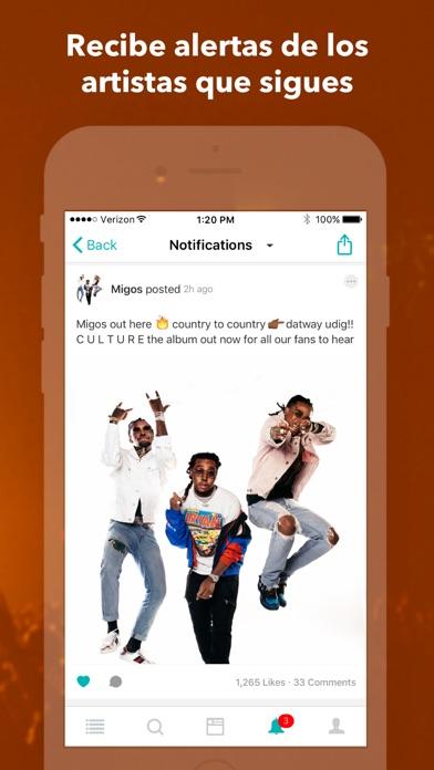 download Bandsintown Concerts apps 0