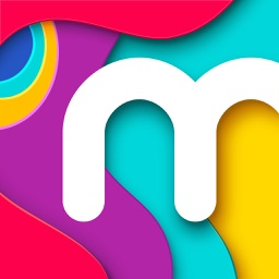 MAYU - Animated Text on Photo