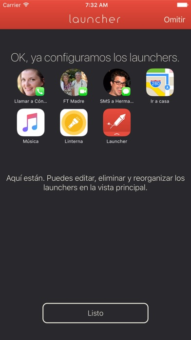 download Launcher con widget apps 4