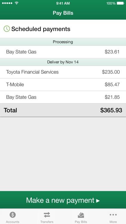 Sequoia Federal Credit Union screenshot-4