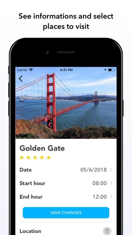 Tripbook - Travel Planner screenshot-3