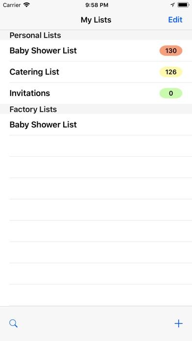 Baby Shower Checklist Pro | App Price Drops