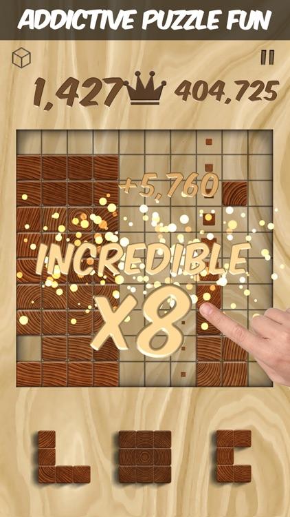 Woodblox - Wood Block Puzzle screenshot-3