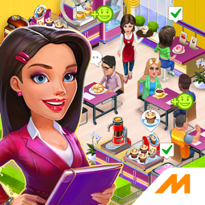 My Cafe: Recipes & Stories Games inceleme