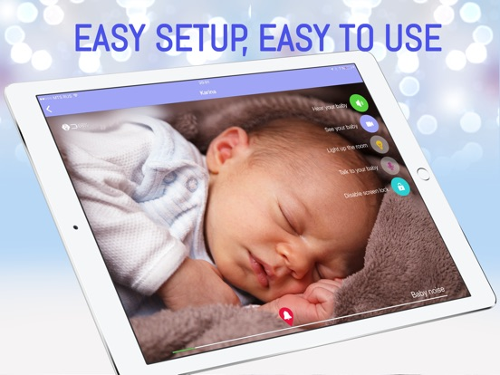 Easy Baby Monitor - Babysitter screenshot 7