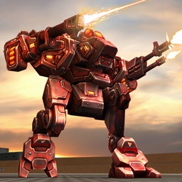 Mech Robot : Action Fighting Game