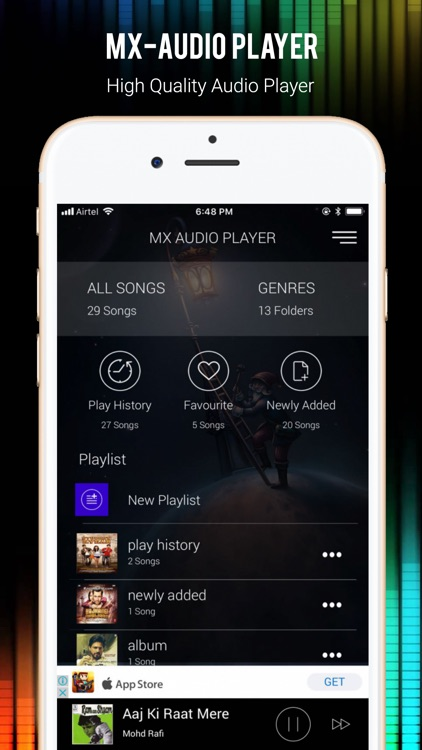 mx player app store