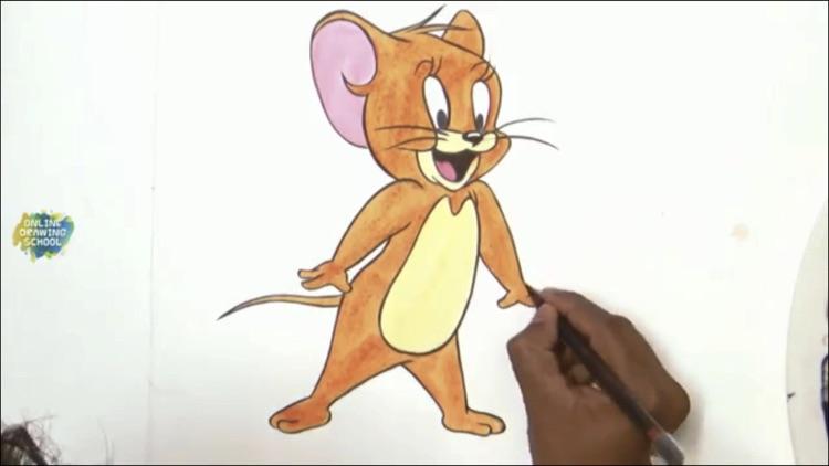How To Draw Cartoon Characters screenshot-4